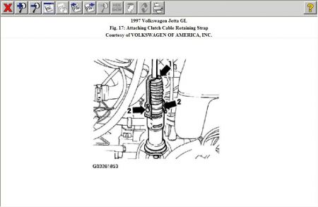1997 Volkswagen Jetta Clutch Pedal Got Stuck: Drive Train