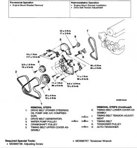 2001 Mitsubishi Eclipse Chrankshaft Sensor: How Do I