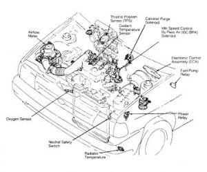 1989 Ford Telstar Start, Will Not Run: Engine Performance