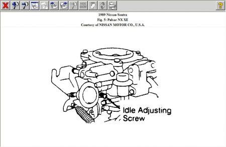 1988 Nissan Sentra 1988 Nissan Sentra: Engine Performance