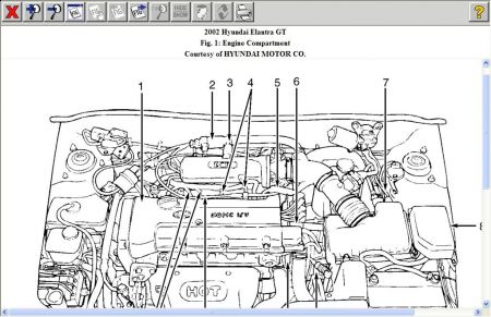 wiring diagram ecu hyundai accent hopkins harnesses towing solutions trailer harness kit 2002 diagrams schematic elantra engine great installation of 2000