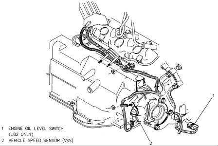 Ford Contour Oxygen Sensor Location Diagram