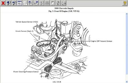 roger vivi ersaks: 2005 Chevy Impala Under Hood Fuse Diagram