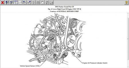 2001 Pontiac Grand Prix Speed Control Sensor: I Need to