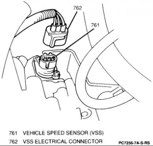 1993 Geo Prizm Vehicle Speed Sensor: What Are the Step by