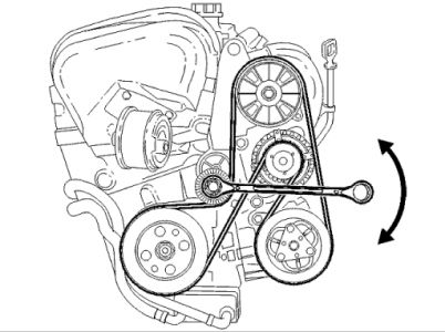 2003 Volvo S40 REPLACING WATER PUMP: I NEED INSTRUCTIONS
