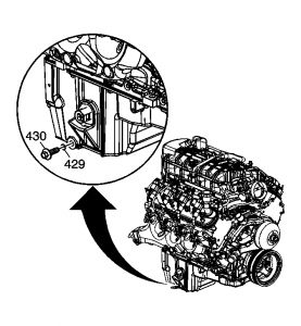2007 Chevy Silverado Changing Oil: Engine Mechanical