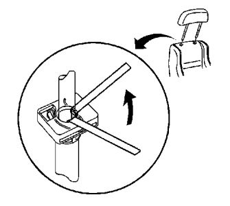Service manual [How To Remove Head Rest On A 1996 Cadillac