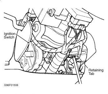 2000 Dodge Caravan Ignition Cylinder: I Have a Bad