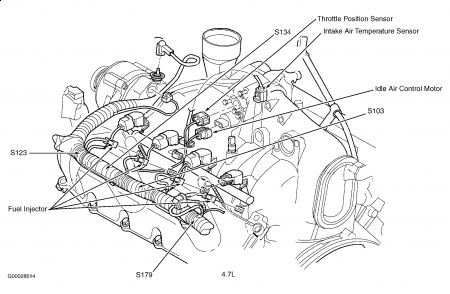 2002 Dodge Dakota Engine Stall: the Engine Stalls When