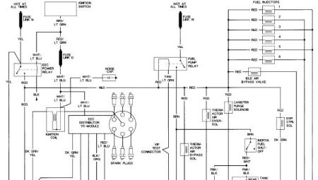 1989 Ford Truck Need Diagram for Ford 302: Electrical