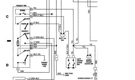 Dodge Dakota Ke Light Switch Wiring Diagram, Dodge, Get