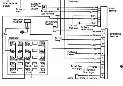 1990 GMC Sierra Vechical Electrical Problem: Electrical