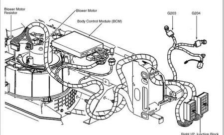 2000 Pontiac Grand Am Blow Modulator: Electrical Problem