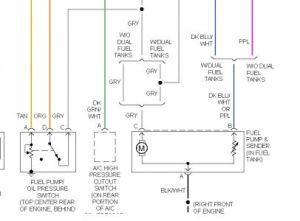 1996 Chevy Silverado Fuel Pump Wiring Diagram  Wiring