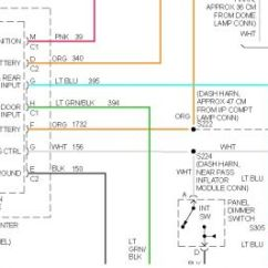 Chevy Electronic Ignition Wiring Diagram Cat 5 Cable Connection 1998 Pontiac Sunfire Interior Lights: Cannot Get The Dome...