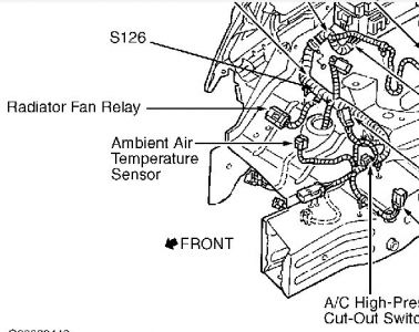 2001 Jeep Cherokee Cooling Fan Relay: I Need a Schematic