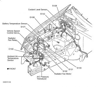 2001 JEEP GRAND CHEROKEE RADIATOR FAN WIRING DIAGRAM