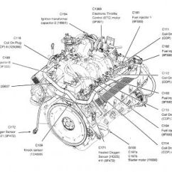 2001 Ford F150 Engine Diagram Wiring In Parallel 1999 F 150 Schematic Www Of A For 4 6 Data 1996