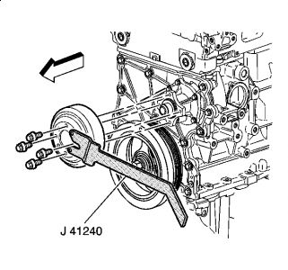 2003 Chevy Trailblazer: Engine Mechanical Problem 2003