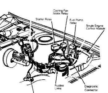 1994 Ford Probe Fuse Box Diagram, 1994, Free Engine Image