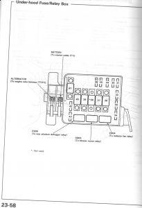 2002 Honda Civic Pcm: Electrical Problem 2002 Honda Civic