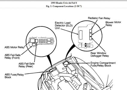 Radiator Cooling Fan Control DC Car Fans Wiring Diagram