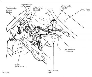 Dodge Caravan Heating System Diagram Dodge Journey Heater