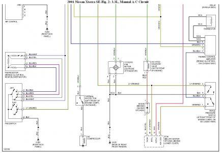 2003 Nissan Sentra Wiring Diagram | brandforesight co