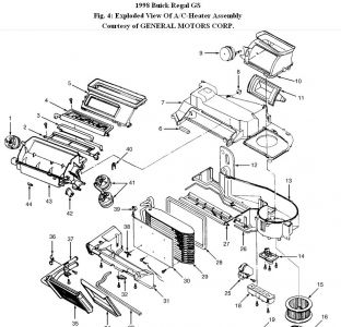 1998 Buick Century Radio Wiring Diagram • Wiring Diagram
