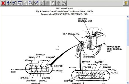 Service manual [Car Engine Manuals 1993 Acura Legend