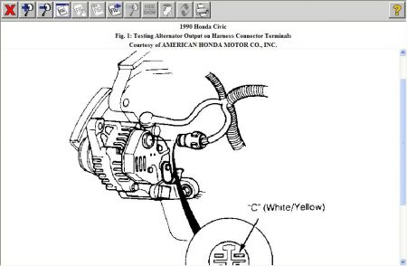 1990 Honda Civic Fan Belt Noise: How to Adjust Fan Belt to