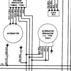 Alternator Wiring Diagram External Regulator Epiphone Les Paul Junior 1983 Toyota Tercel Electrical Trouble Shooting: I Have An 83 ...
