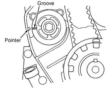 1998 Honda Accord How Do You Realign the Balance Shaft For