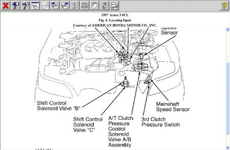 1997 Acura 3 5 Rl Engine Diagram. 1997. Wiring Diagram