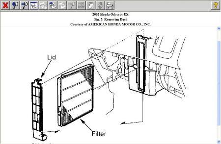2002 Honda Civic Air Filter Box. Honda. Wiring Diagram Images