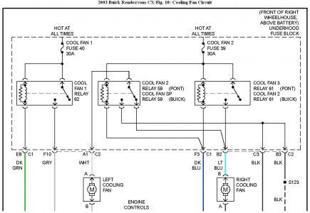 Buick Rendezvous Engine Diagram Buick Rendezvous Starter Wiring