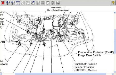 Acura V6 Vtec Engine, Acura, Free Engine Image For User