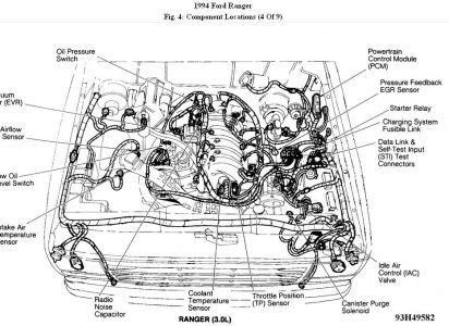 2005 Ford Mustang 4 0 V6 Firing Order Diagram