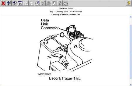 1995 Ford Escort 95 Escort Start but Shuts Off After Adrive