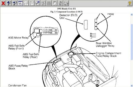 2004 Honda Crv Fuse Box Diagram 2004 Suzuki XL7 Fuse Box