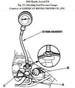 2000 Honda Accord: at 64,723 Miles the