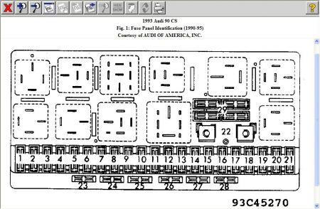 Quattro Fuse Box Diagram For 1996 2000 Cherokee Sport Fuse