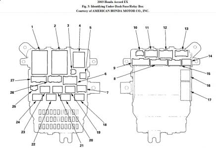 2000 Accord Lx Fuse Box Diagram : 31 Wiring Diagram Images