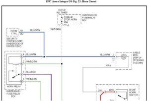 Acura Integra Horn Wiring Diagram HP PHOTOSMART PRINTER