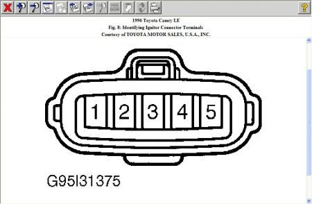 Wiring Diagram For A 1999 Toyota Camry