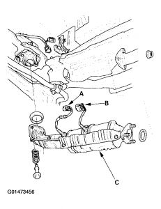 2004 Civic Dx Primary O2 Sensor Wires Diagram 4 Wire O2