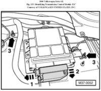 2000 Volkswagen Jetta Blown Fuse: Electrical Problem 2000 ...