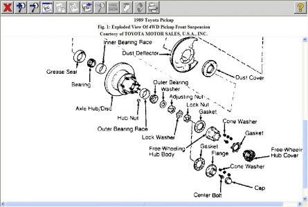 1989 Toyota Pickup HOW TO CHANGE THE ROTORS ON MY TOYOTA