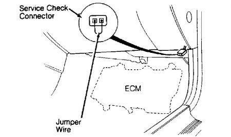 1990 Honda Accord Speedometer: Engine Mechanical Problem